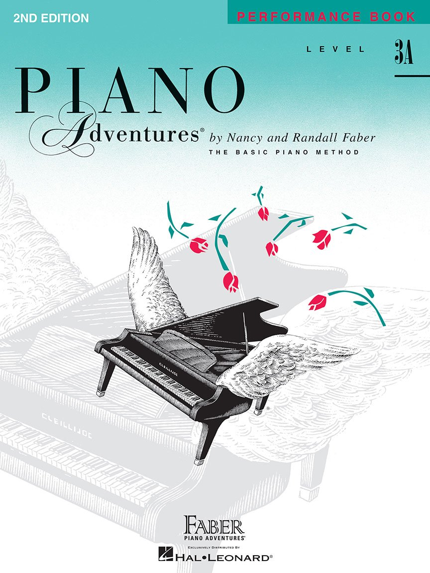 Faber Piano Adventures -  Level 3B - PERFORMANCE BOOK