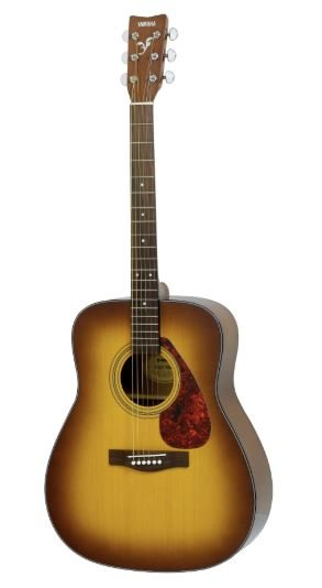 Yamaha Gigmaker STD Acoustic Guitar Package - Tobacco Sunburst