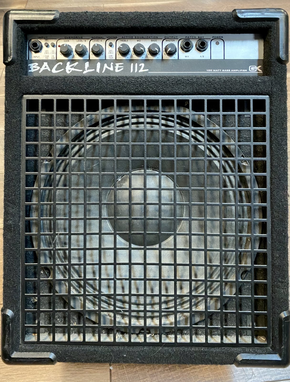 USED - Gallien-Krueger Backline 112 Combo Bass Amplifier