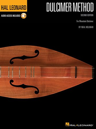 Hal Leonard Dulcimer Method 2nd Edition for Mountain Dulcimer - Book/Online