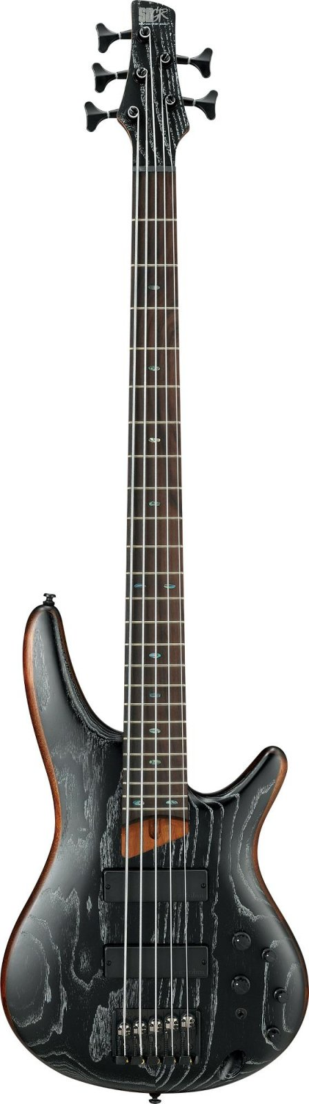 Ibanez SR675SKF Electric 5-String Bass Guitar