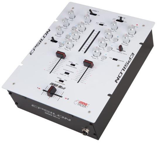 Epsilon INNO-MIX2 WHITE PRO DJ BATTLE MIXER
