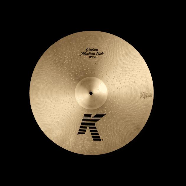 Zildjian K0854 20 K Custom Medium Ride