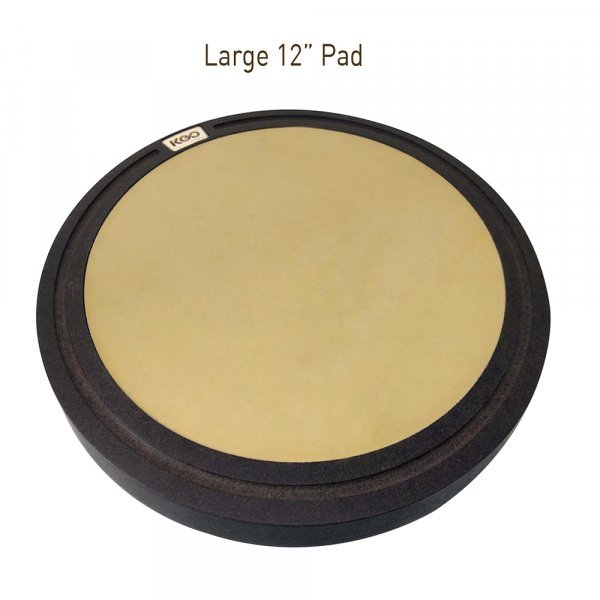 KEO-PAD-12 Keo Percussion Practice Pad