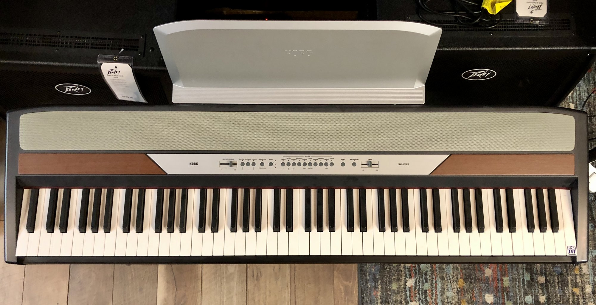 USED - Korg SP-250 Keyboard Digital Piano
