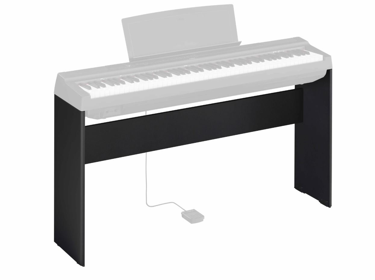 Yamaha L-125B Black Keyboard Stand for P-125