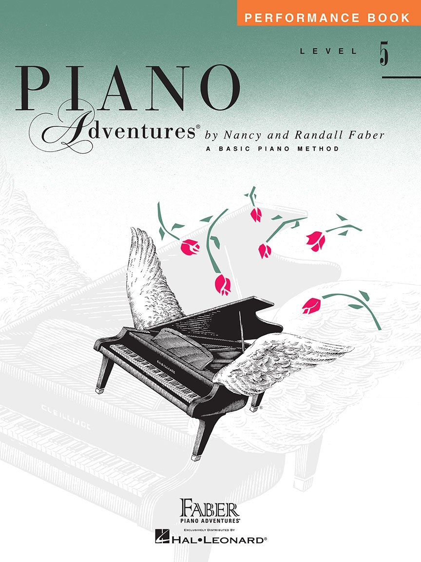 Faber Piano Adventures - Level 5 - Performance Book
