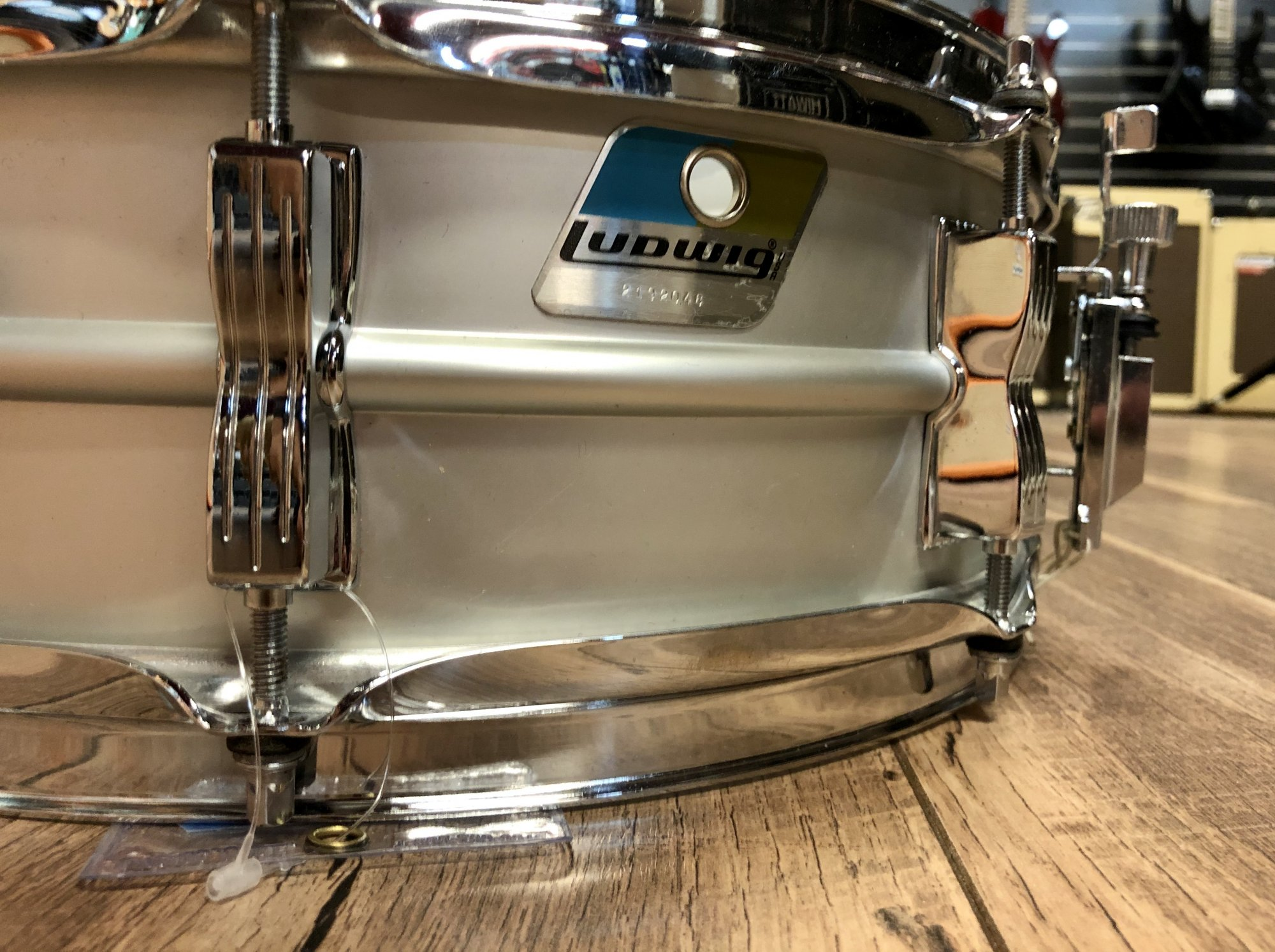 USED - Ludwig LM404C Acrolite Snare Drum
