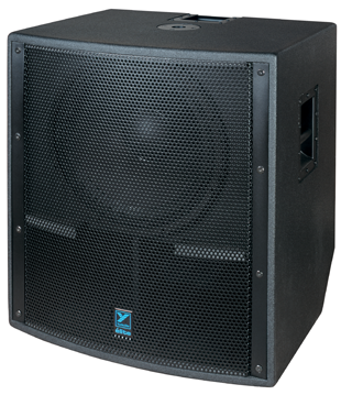 Yorkville LS801P - Elite Legacy Series 500 watt Active Subwoofer