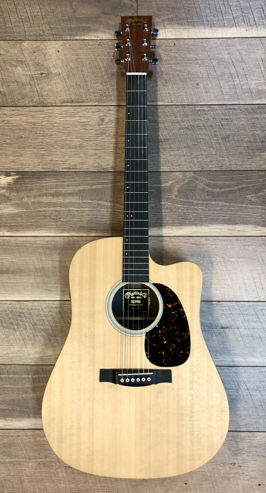 USED - Martin DCPA5 Acoustic Guitar