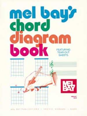 Mel Bay Chord Diagram Book - by William Bay