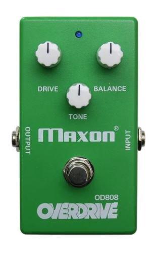 Maxon OD808-40K Limited Edition 40th Anniversary Keeley Max Gain Mod