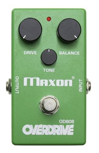 Maxon OD808-40P 40th Anniversary Pigtronix Modded OD-808