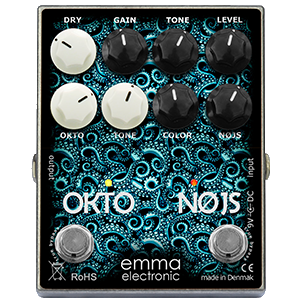 Emma ON-1 Okto-N0js Octave/Synth/Distortion