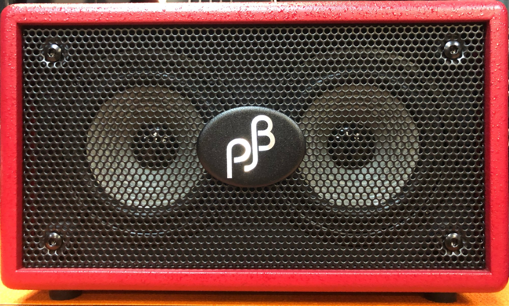Phil Jones Bass BG-75 Double Four 70W Micro Combo 2 x 4 - RED