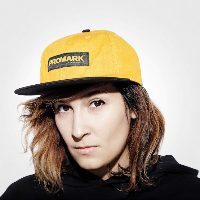 Promark Yellow Snapback Cap