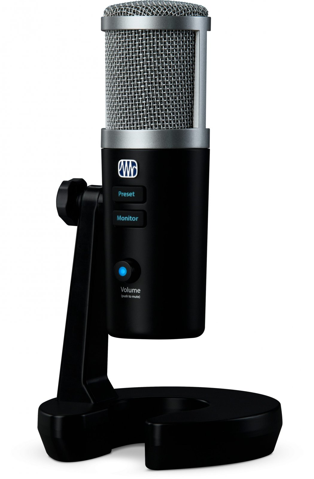 Presonus Revelator:  USB microphone with StudioLive voice processing inside