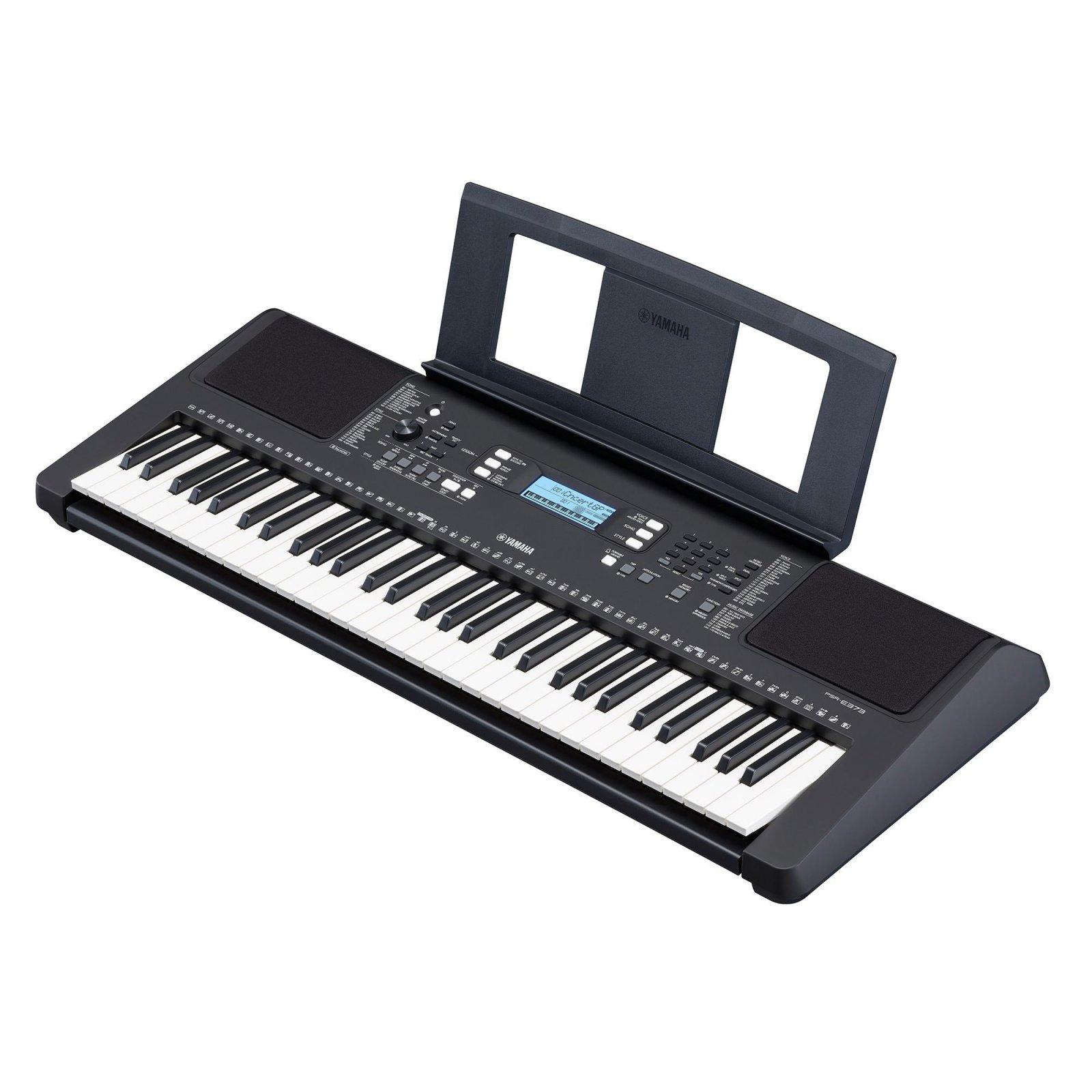 Yamaha PSRE373 61 Key Portable Keyboard