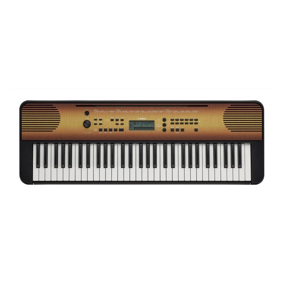 Yamaha PSRE360MA Maple Portable Keyboard