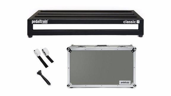 Pedaltrain CLASSIC 2 with tour case