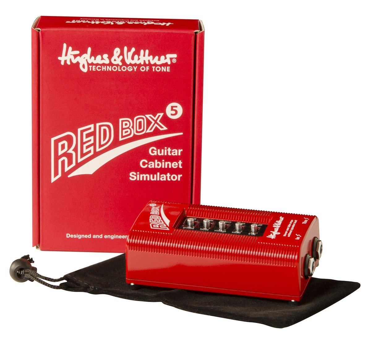 Hughes & Kettner REDBOX 5 Speaker Simulator