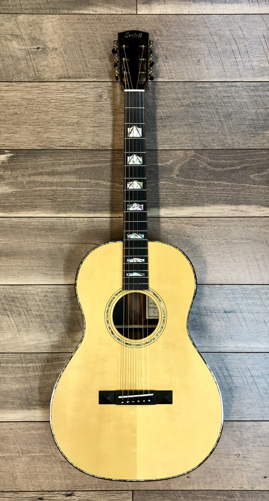 Bedell Revere Series Parlor Guitar