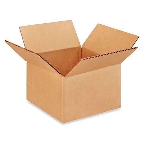 ULINE S-4061 6 x 6 x 4 Corrugated Box