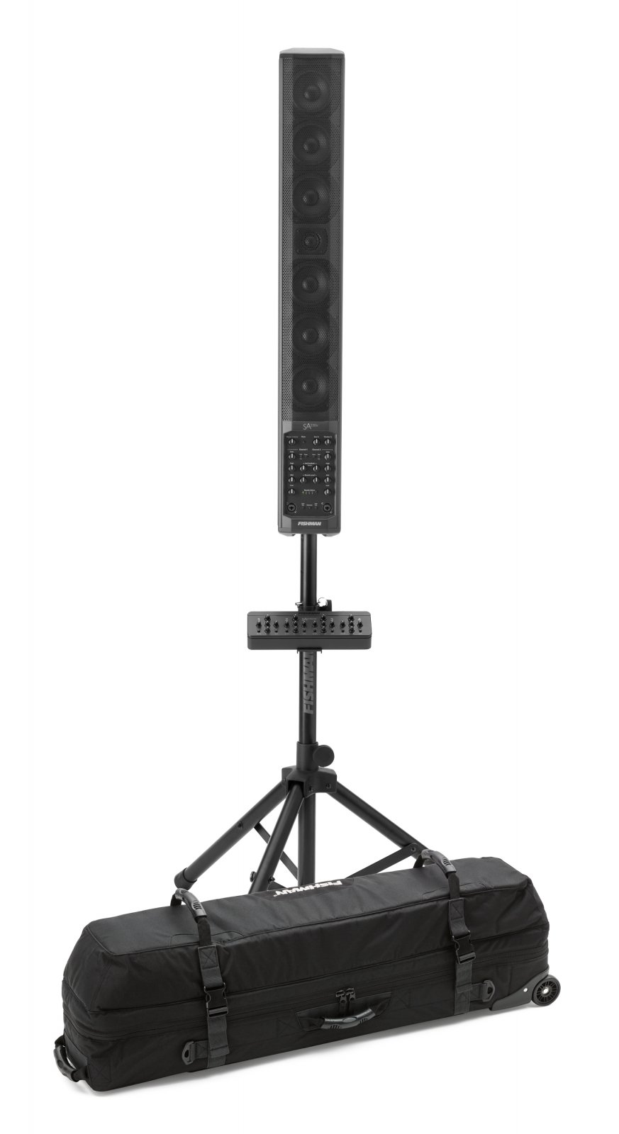 SA330x Bundle (Includes SA330x Expand Mixer and Deluxe Carry Bag)