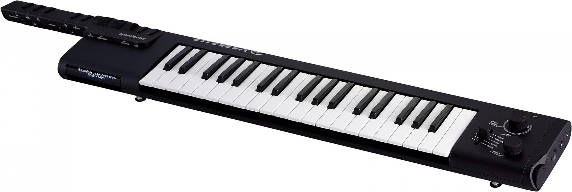 YAMAHA SHS500B Sonogenic Keytar (Black)