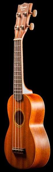 Ohana SK-10 Mahogany Satin - Traditional Starter