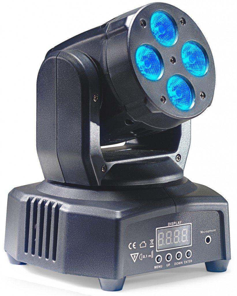 Stagg SLI MHW HB8-1 Headbanger Mini 8 LED Light