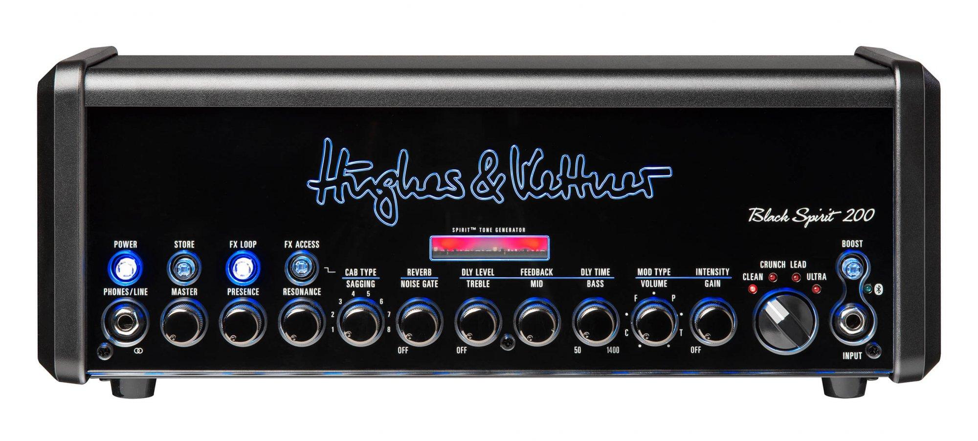 Hughes & Kettner SPIRIT 200 Guitar Amplifier Head