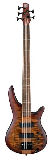 Ibanez SR875BTF Electric 5-String Bass Guitar