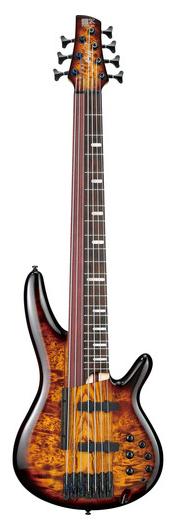 Ibanez SRAS7DEB Electric 7-String Bass Guitar