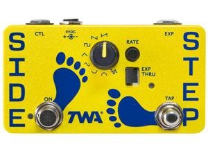 TWA SS-01 Side Step Universal External Tap-Tempo LFO Pedal