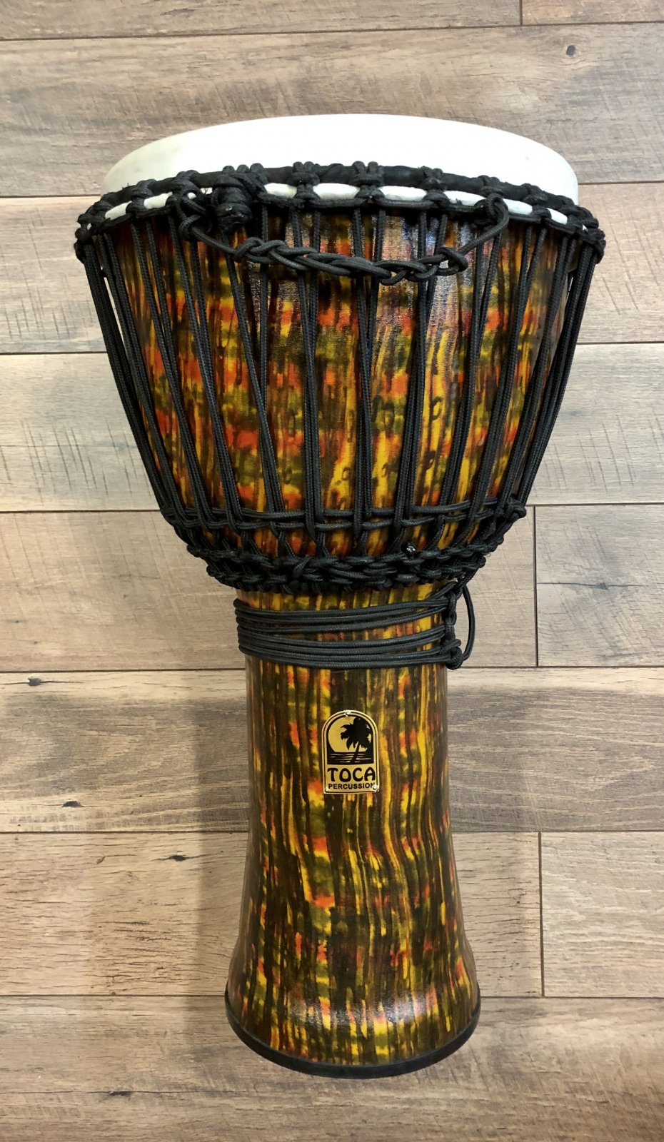 USED - Toca Freestyle Cannon Djembe w/Bag