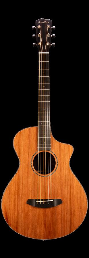 Breedlove PRCA01CERWIR Premier Concertina CE Redwood-EI Rosewood Acoustic-Electric Guitar