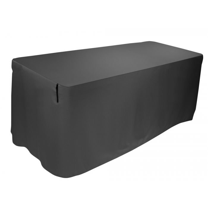 Ultimate Support 17413 Black DJ Table Cover - 4ft