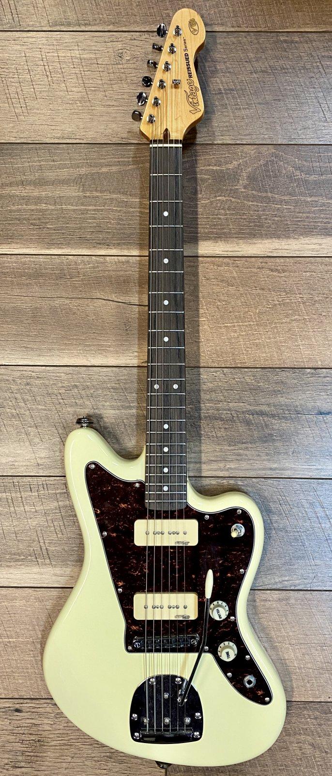 USED - Vintage V65VVW Electric Guitar