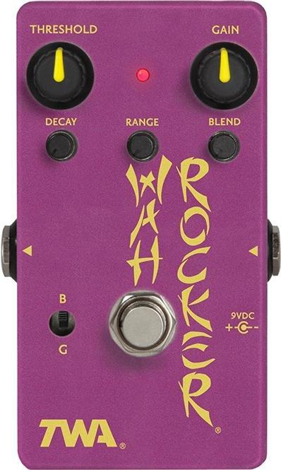 TWA WR-03 Wah Rocker Envelope Filter Pedal