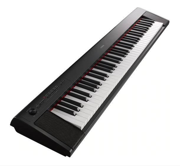 Yamaha NP32B 76 Key Piaggero Portable Keyboard