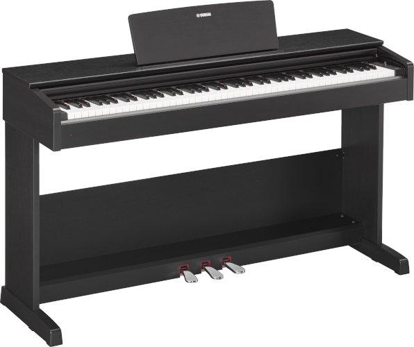 Yamaha ARIUS YDP103B Entry-level Black Walnut Console Digital Piano With Bench
