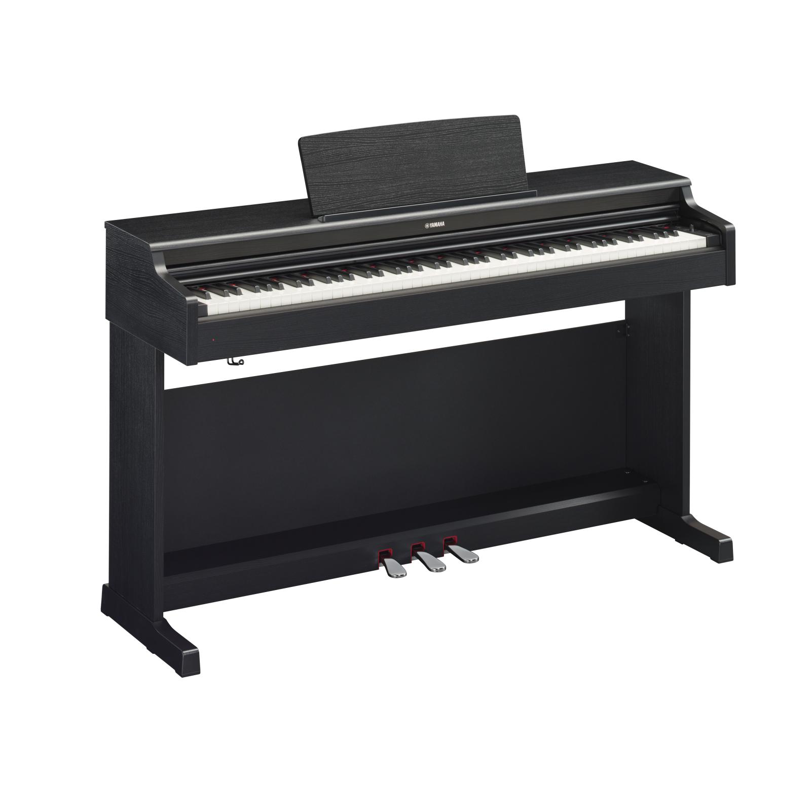 Yamaha YDP164B Arius Traditional Console Digital Piano - Black Walnut