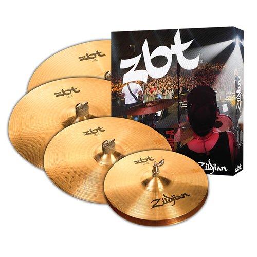 Zildjian ZBTP390-A ZBT 5 Cymbal Pack (14/16/18/20)