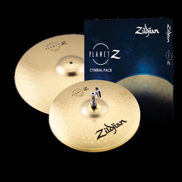 Zildjian ZP1418 Planet Z Fundamentals Cymbal Pack