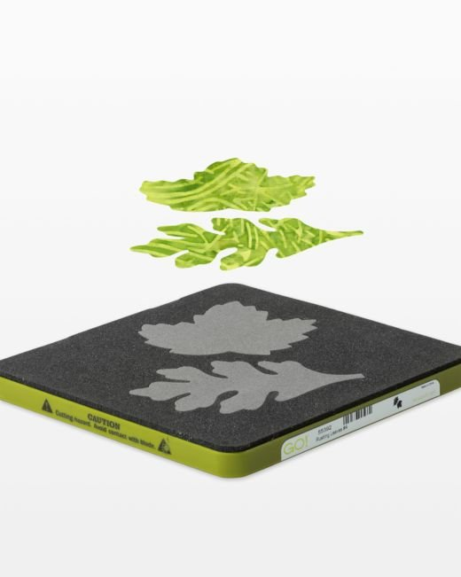 GO! Rustling Leaves #4- Maple and Oak (Small)