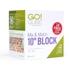 GO! Qube Mix & Match 10 Block