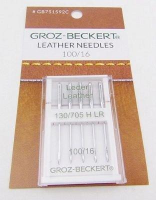 GB 130/705 Leather Needle 100/16