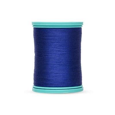 Sulky Cotton+Steel 50wt 660yds-Deep Nassau Blue