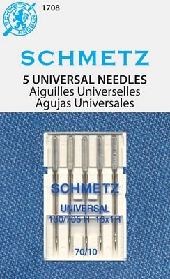 Schmetz Universal Needle 5pk - 70/10